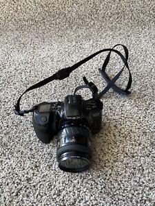 Minolta-Maxxum-400si-35mm-SLR-Film-camera-with-NICE-lens