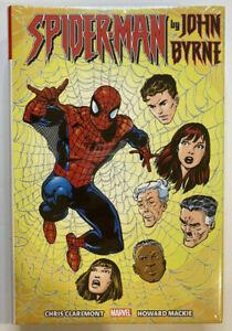 SPIDER-MAN OMNIBUS BY JOHN BYRNE~ MARVEL HARDCOVER NEW SEALED