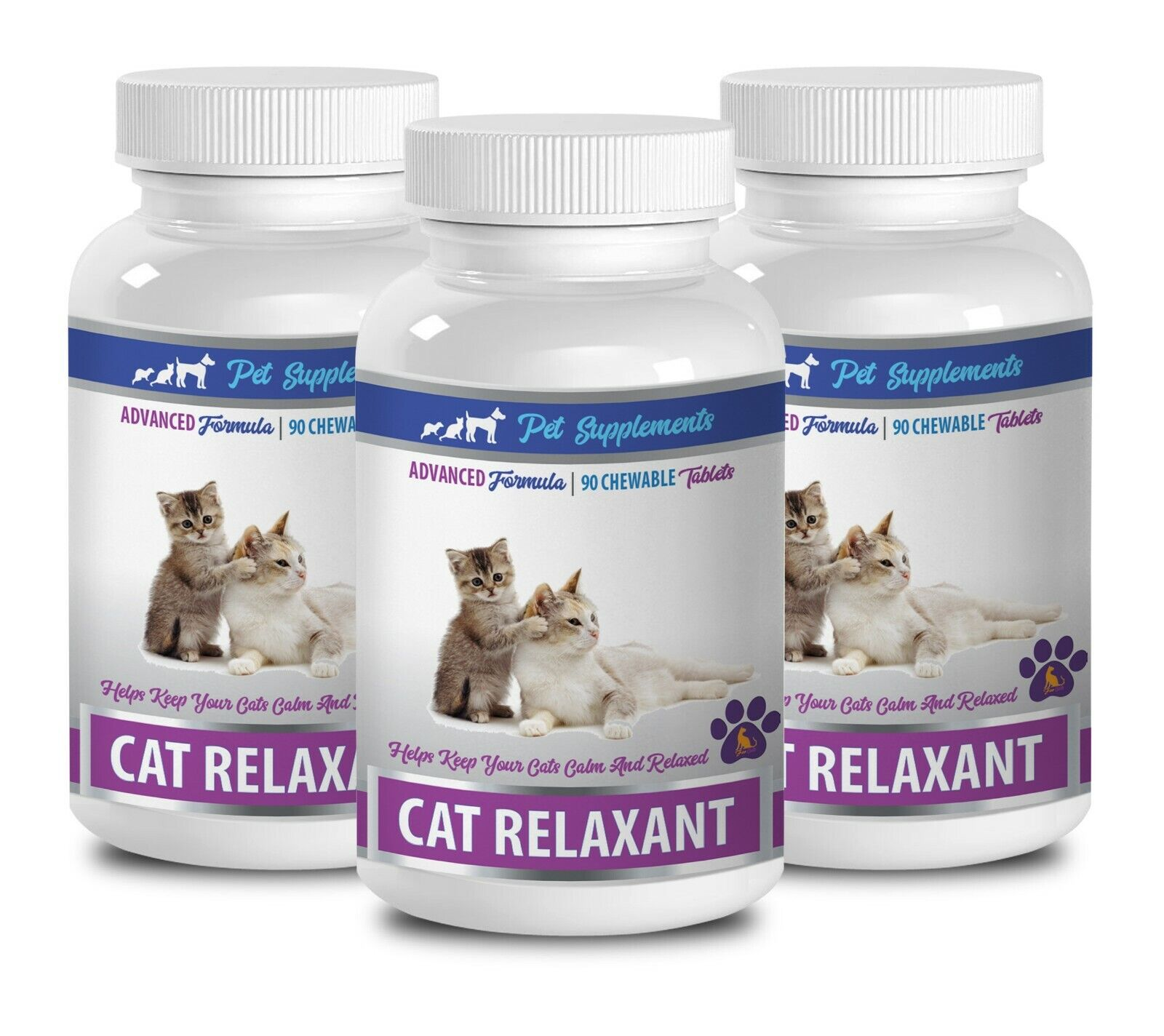 Cat aggression products - CAT RELAXANT - calmer for cats 3B