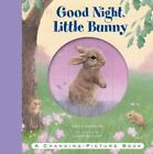 Good Night, Little Bunny : A Changing-Picture Book by Emily Hawkins (2011, Hardcover)