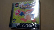 Puchi Carat Sony PS1 NEW AND SEALED WITH PS1 TEAR STRIP RARE FREE UK POSTAGE