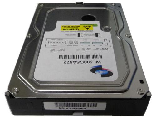 "FREE SHIPPING PC//Mac New 500GB 8MB Cache SATA2 3.5/"" Hard Drive for CCTV DVR"