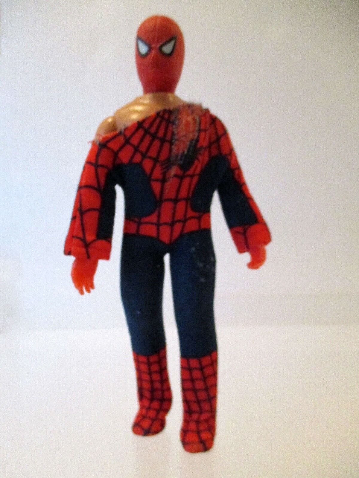 VTG MEGO SPIDER-MAN 8  FIGURE 1970's 1974 THE WORLD'S GREATEST SUPER-HEROS T2