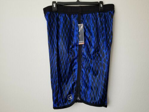 *** New Mens Basketball Shorts by And1.**Adjustable Elastic Waist Size XL.***