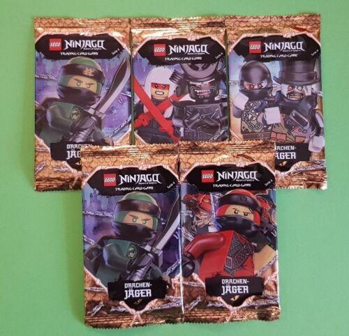 Lego® Ninjago™ Serie 4 Trading Cards 5 Booster 25 Karten