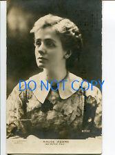 Maude Adams Peter Pan Original The Rotograph Co New York City Postcard Photo