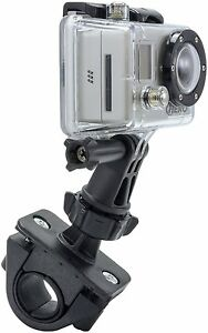 Arkon Bike Motorcycle Handlebar Swivel Ball Mount GoPro Go Pro HERO 2 3 4 Camera