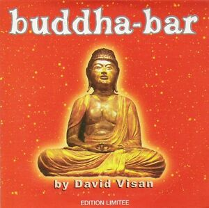David-Visan-Maxi-CD-Buddha-Bar-Limited-Edition-Promo-France-VG-EX
