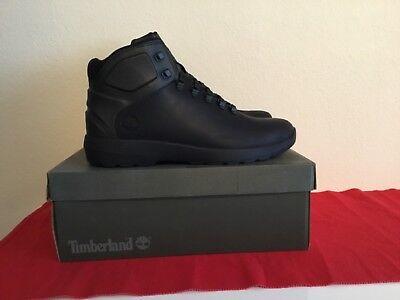 Timberland Westford Mid Herrenstiefel Chukka A196L Leather Schwarz Gr:wählbar | eBay
