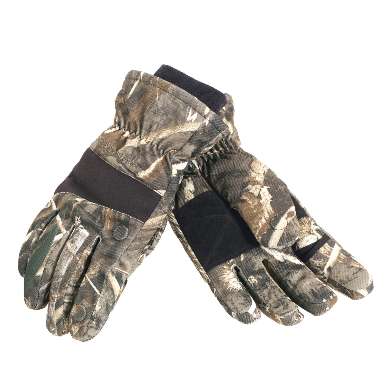 Deerhunter 8819 muflon invierno guantes thinsulate 95-max 5 Realtree camo m-2xl