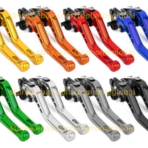 For Yamaha NMAX 155 Short//Long Clutch Brake Levers 3D Anti-Slip CNC Adjustable