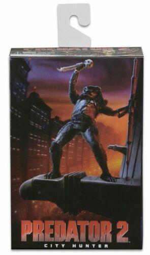 NECA Predator 2 Ultimate City Hunter 7″ Scale Action Figure NEW