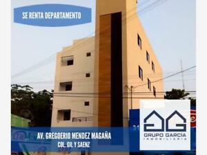Departamento en Renta en Colonia Gil y Sáenz (El Águila)