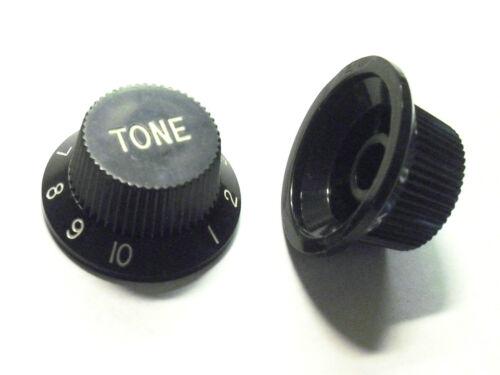 universal Poti-knopf  1pc  schwarz//weiß göldo Bell Knob Tone