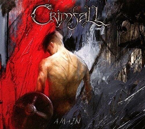 Crimfall - Amain [New CD] UK - Import