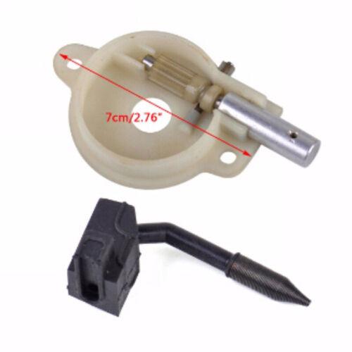 141 142 Chainsaw Parts Oil Pump /& Oiler Set 137 136 41 FOR Husqvarna 36