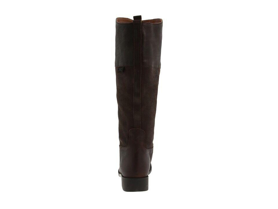 Camper 1912 Braun  Leder Suede Classic Stiefel Riding Knee High Fashion Stiefel Classic 35 US 5 f7f2a0
