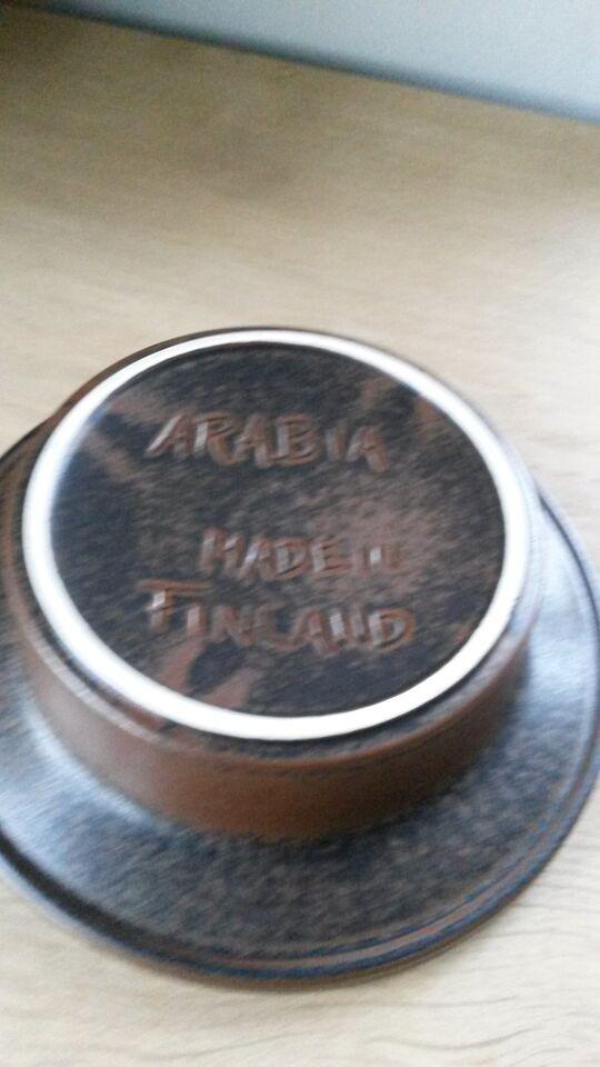 lille skål, ARABIA stentøj