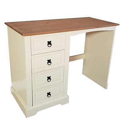 Corona Cream Dressing Table Painted by Mercers Furniture®