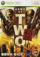 Army Of Two: The 40th Day (xbox 360, 2010) (7130) Free Shipping Usa