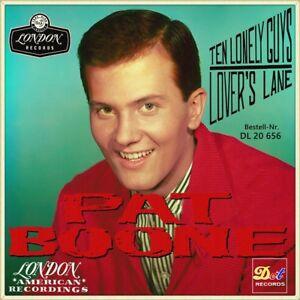 7-034-PAT-BOONE-Lover-039-s-Lane-Ten-Lonely-Guys-LONDON-Rock-039-n-039-Roll-Germany-1962