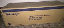 Genuine Xerox Tektronix Phaser 780 Printer Waste Cartridge 016-1865-00 OEM
