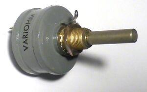 Potentiometre-bobines-1000-ohms-1-watt-VARIOHM-NOS-qualite-militaire-etanche-d-6