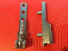 Tür Einsteckschloss Wilka DIN L 1890 W Edelstahl 55 mm Dorn 20 mm Dorn NEU OVP