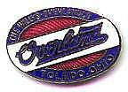 Excellent Detail WILLYS OVERLAND PIN