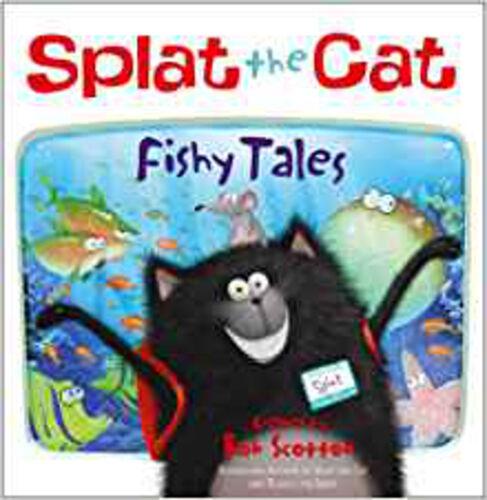 1 of 1 - Fishy Tales! (Splat), New, Scotton, Rob Book