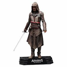 Ct Blue Assassin's Creed Movie Aguilar Action Figure McFarlane