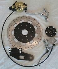 CJ750 Front disc brake kit