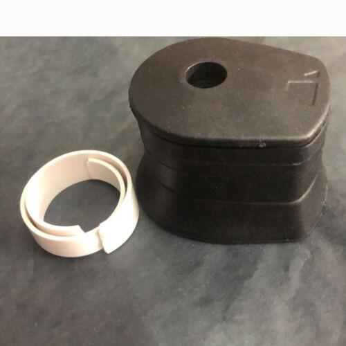 Plastic Blend Spacer Kit Adaptor Headset for Integrated Handlebar