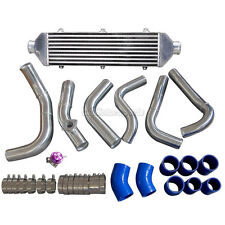 CXRacing Bar & Plate Intercooler Piping kit + BOV For 2003 Mazdaspeed Protege