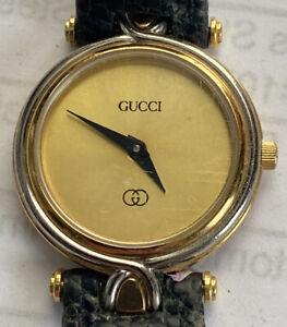 Gucci-Ladies-Gold-Tone-Designer-Watch-4500L