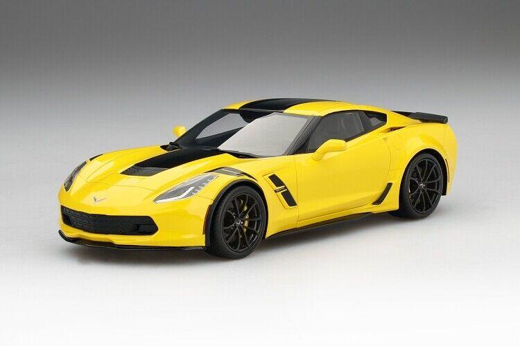 Chevrolet Corvette Grand Sport Corvette met topspeed
