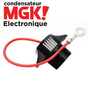 Condensateur électronique AV10 AV7 mobylette motobécane MBK 51 [ Top Fiabilité ]