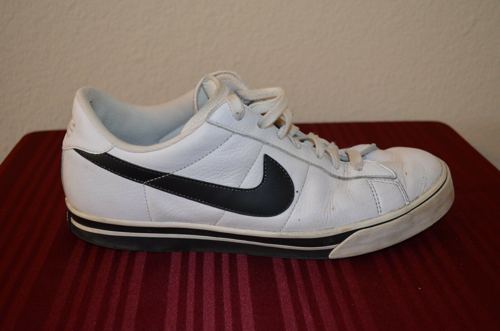 NIKE 100% Authentic White Sneaker Men Comfortable  New shoes for men and women, limited time discount