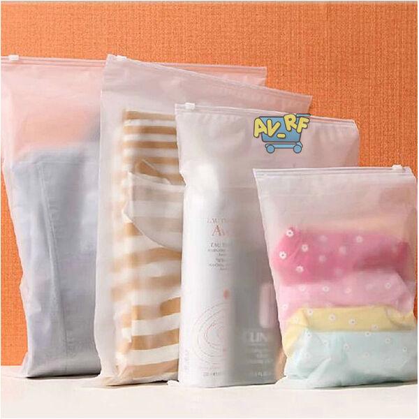 3x Travel Waterproof Underwear Bra Storage Bag Clothes Socks Organizer Seal Set