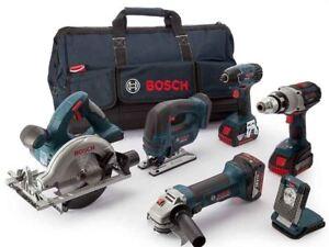 Bosch-BAG-6RS-18v-6-Piece-Cordless-Tool-Kit-w-3-x-5-0Ah-In-LBAG-0615990H98