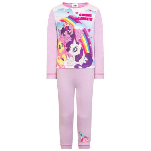 My Little Pony Ufficiale Regalo Baby Toddler Ragazze Pigiama Pinkie Pie Rainbow Dash