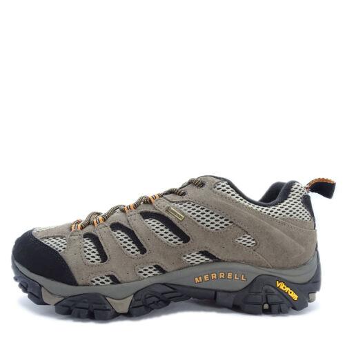 de negro Nogal Moab hombres Zapatillas exterior excursionismo para Merrell tex de ml87107 Gore xAwnw0pqO