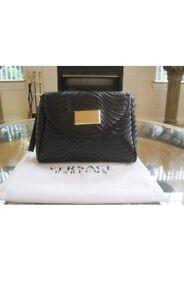 2f0b57db6a Versace Women Parfums Tote Bag Evening Travel clutch Purse HandBag ...