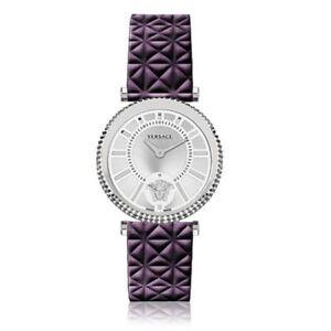 767a82092b3 New Versace V-Helix Women s Watch VQG010015 191966029225