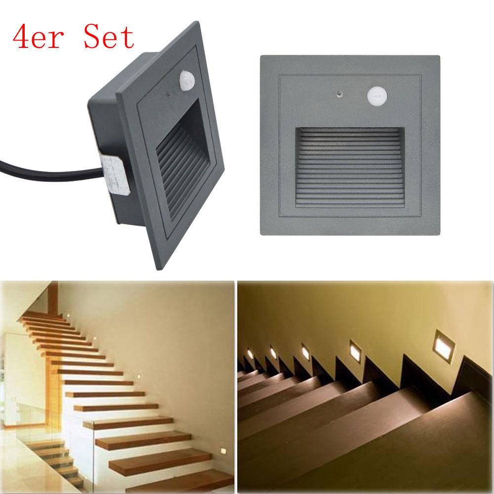 bewegungsmelder treppe