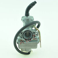 Pz20 22mm Carb Carburetor For 50cc - 135cc Atv Quad 4 Wheeler Go Kart Buggy