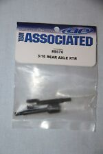 TEAM ASSOCIATED Axes de roue arrière T4 RTR-  3/16 Rear Axle RTR - 9670