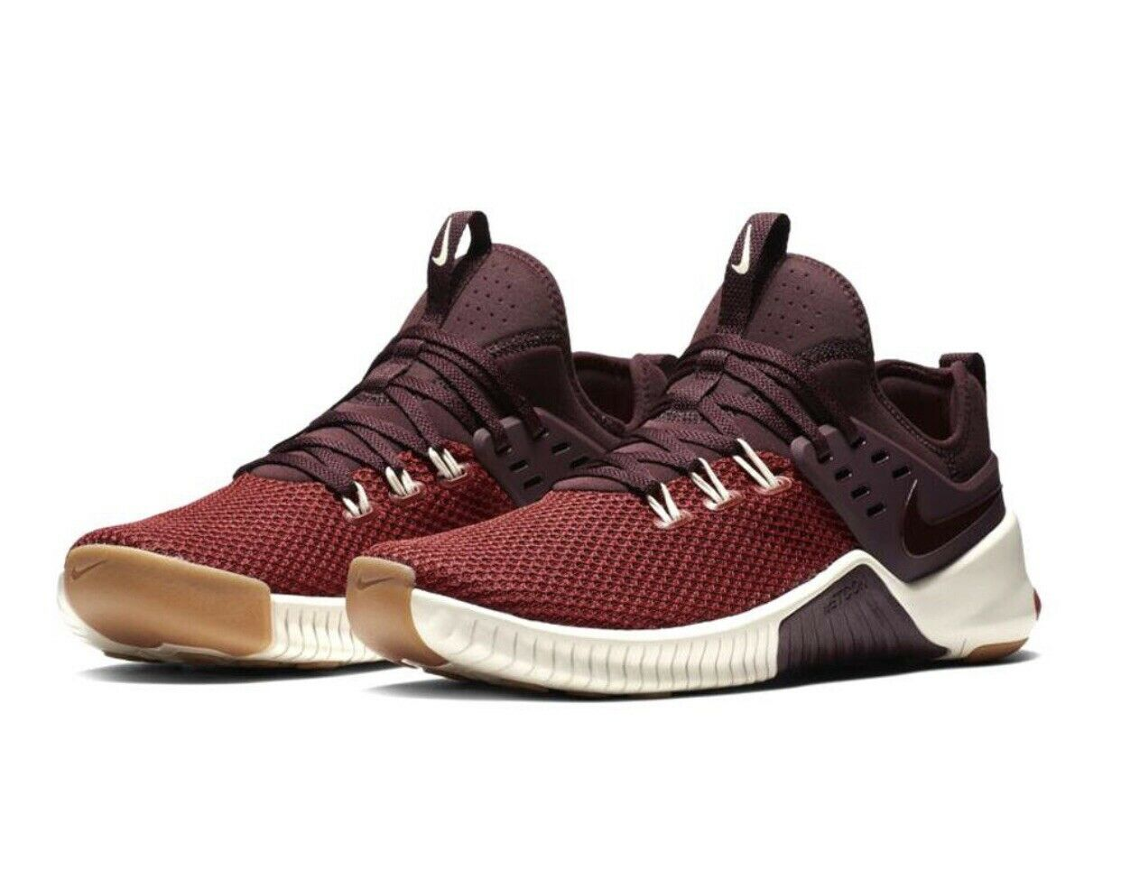 on sale 3df17 3c51a ... RUNNING WALKING SHOES,. Nike FREE X METCON 4 4 4 Crossfit Gym Dune Red  f33c14