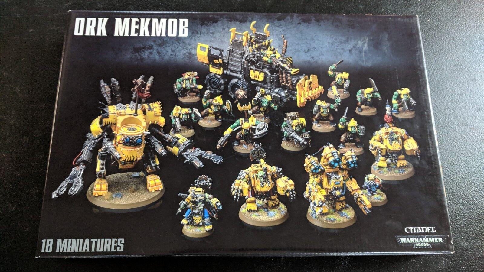 Ork Mekmob  Warhammer 40K Near Mint SEALED  all'ingrosso economico e di alta qualità