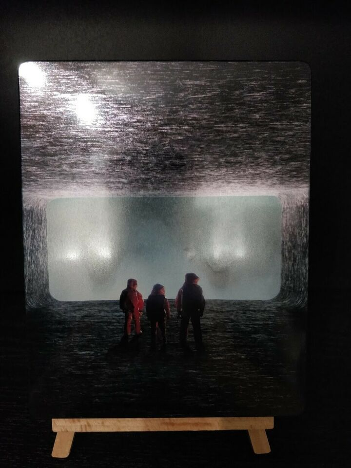 Arrival Steelbook, Blu-ray, action